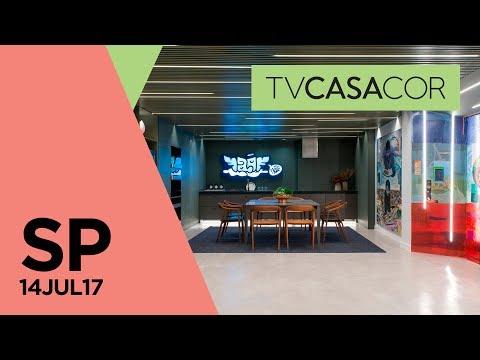 CASACOR SP 2017: Intown e Studio 011 no TV CASACOR ao VIVO