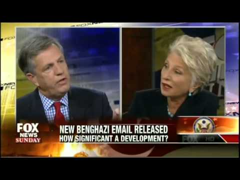 Harman and Hume Tangle Over Benghazi Talking Points