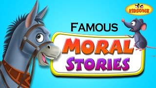 Famous Moral Stories for Children | Back to Back English Short Stories | KidsOne