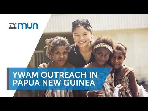 YWAM Outreach in Papua New Guinea  | MUN