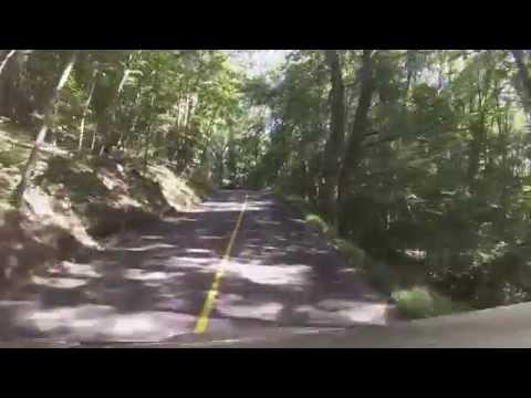 A ride through Seymour CT.