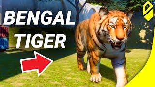Making an EPIC Bengal Tiger Habitat! (Planet Zoo - Part 4)