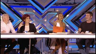 vuclip Reuel, This Is How You Collaborate With The Judges! | Audition 4 | The X Factor UK 2017