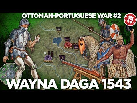 Ottoman - Portuguese war in Africa - Ethiopia - Adal war