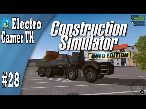 Construction Simulator 2015 | Tower Crane High Rise Build Concrete Comparison | EP 28