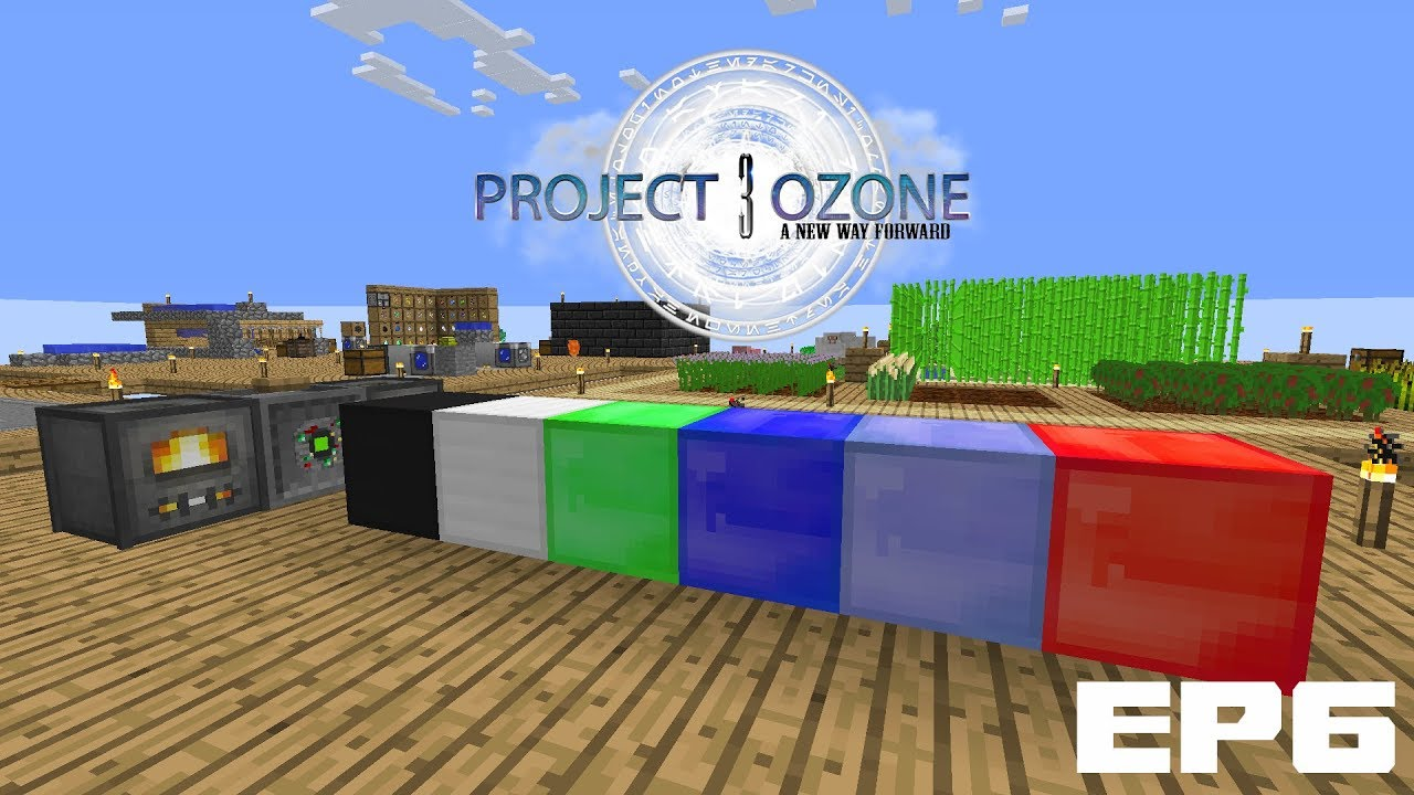 Project Ozone 3 EP6 - Atomic Reconstruction