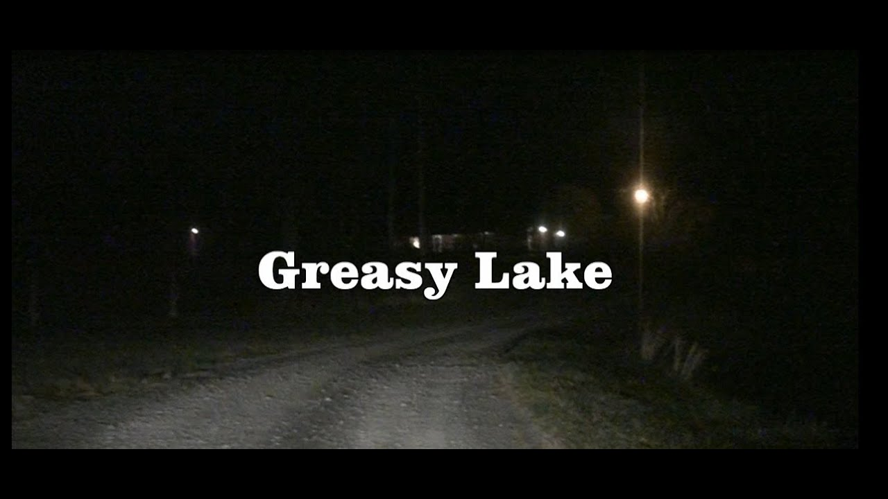 the story of greasy lake The narrator, as he relays the story of the night at greasy lake, is awash in the  stupidity—and inevitability—of his own past mistakes he can.