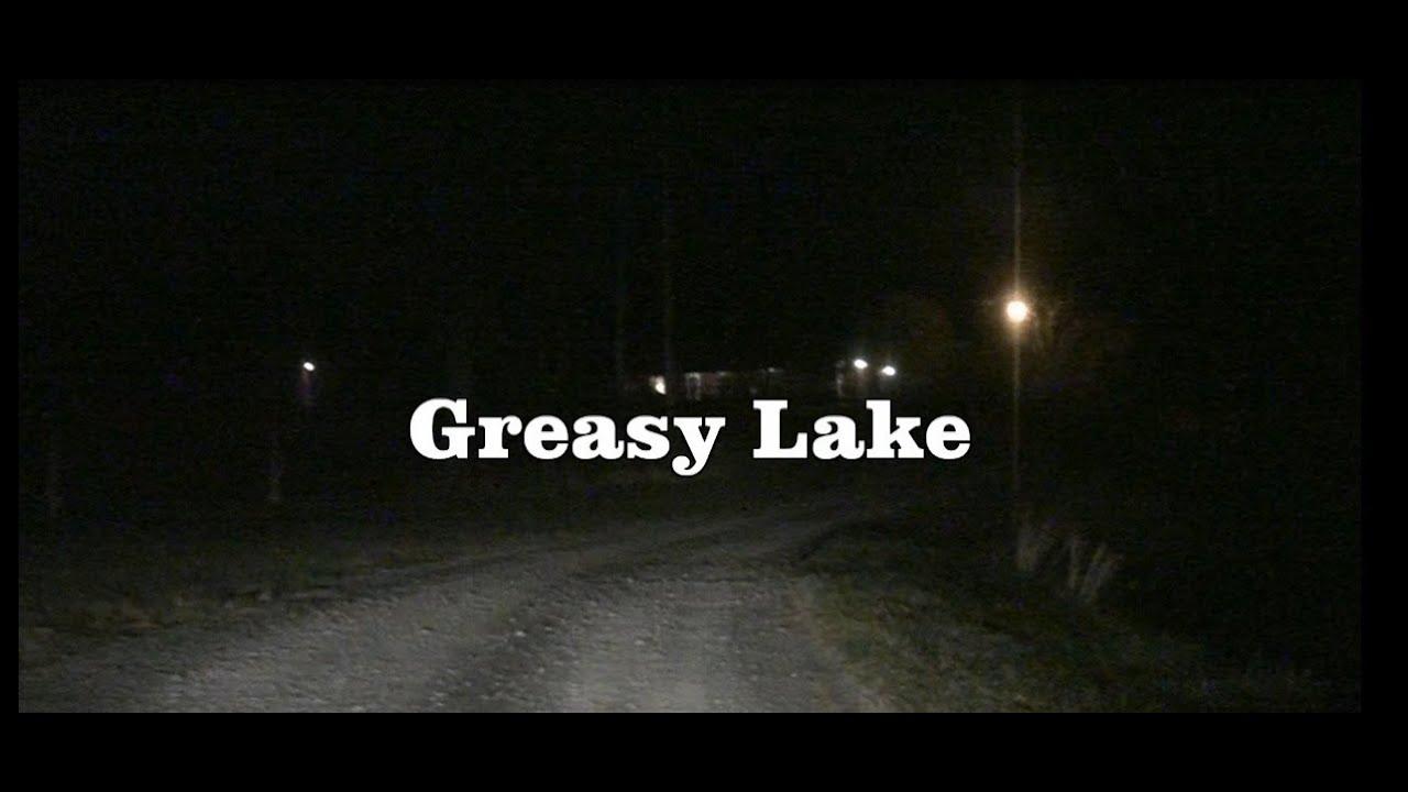 the greasy lake short story