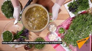 Как приготовить соус ткемали - грузинский рецепт