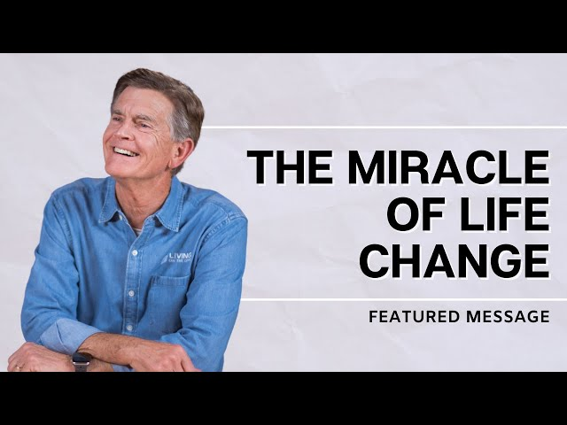 Transformed: The Miracle of Life Change - Chip Ingram