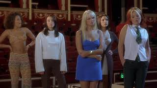 Spice Girls argue with manager and break up (Spice World movie)