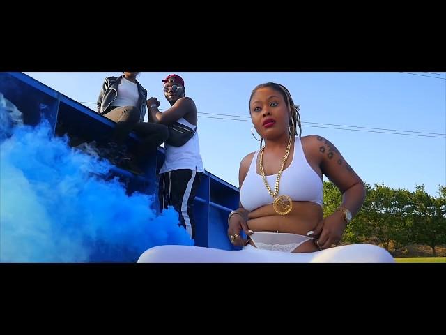 Carine Mokonzi-LAISSEZ MOI TRANQUILLE  (clip officiel )