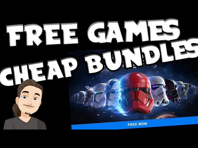 Star Wars Battlefront 2 FREE || + More Free Games & Great AAA Steam Bundles!