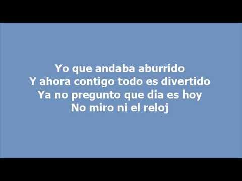 Fonseca - Por Pura Curiosidad (Letra)