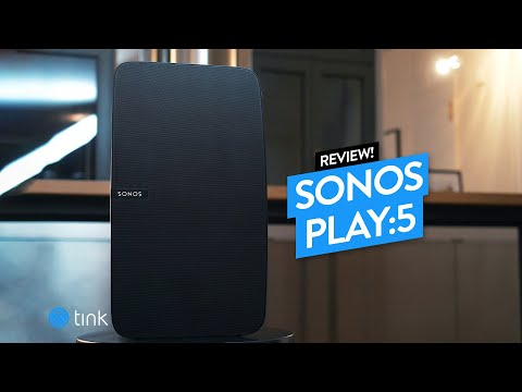 SONOS Play:5 Review -  a powerful smart speaker
