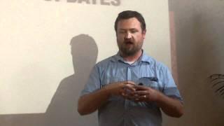 Trei Brundrett of SB Nation Speaking