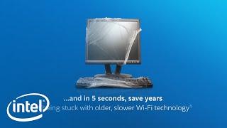 Eğer Yeni Intel® Kablosuz Varsa AC | Intel Söylemek için 5 Saniye-