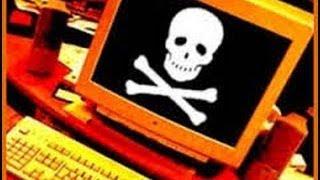 Пиратство в интернете-Секретные материалы 2014