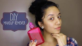 D.I.Y Makeup Remover