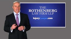 Pedestrian Accident Attorney - The Rothenberg Law Firm - Ross B. Rothenberg, Esq.