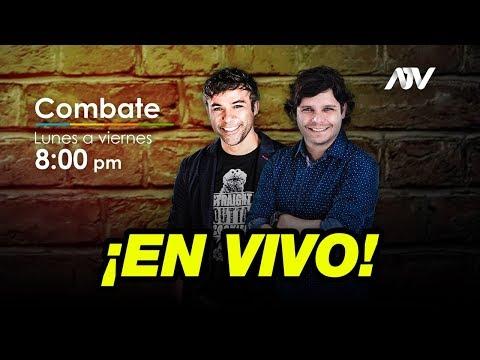 COMBATE - EN VIVO | PROGRAMA 10/12/2018 POR ATV