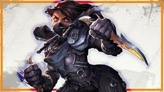 Hearthstone: Sonya Shadowdancer Big Rogue Value