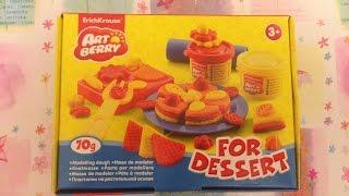 Обзор творческой игрушки из пластелина АртБерри.