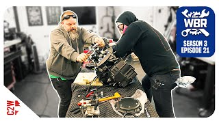 We Have Terrible News About The Engine!! [Wrecked Bike Rebuild - Ep 21 - Vstar 1300 Bobber]