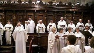 Illumina faciem Tuam, Communio gregoriano