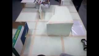 7th Grade Technology Education Robotic Maze Project