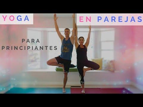 Yoga en Parejas para Principiantes.