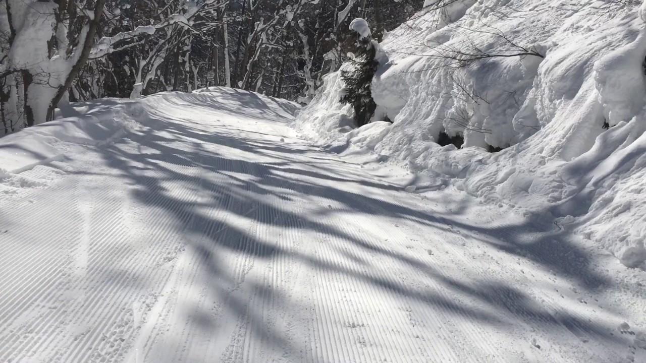 スキー 場 槍 鹿島