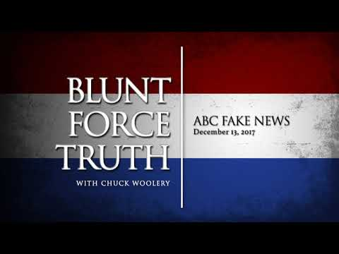 Blunt Force Truth Minute - ABC Fake News