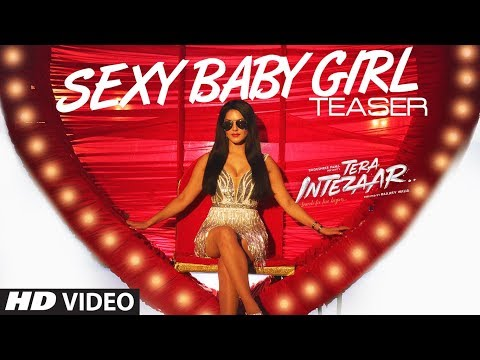 Song Teaser: Sexy Baby Girl   Tera Intezaar   Sunny Leone   Arbaaz Khan