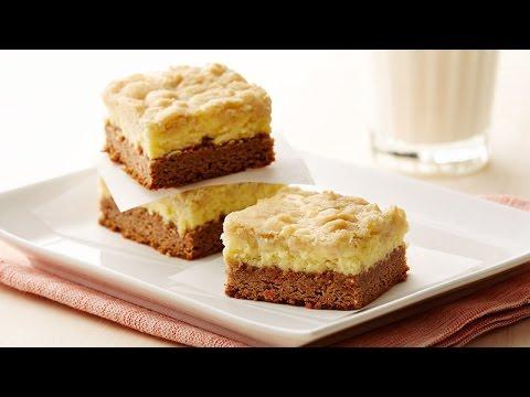 Carrot Cake Cookie Bars | Pillsbury Recipe
