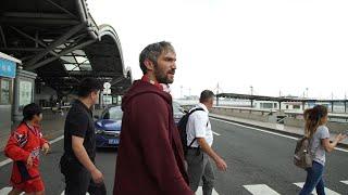 Фото Александр Овечкин прибыл с визитом в Китай