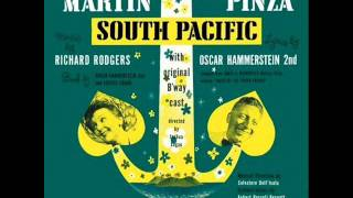 Younger Than Springtime from South Pacific-1949 Score on Columbia.