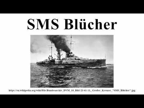 SMS Blücher