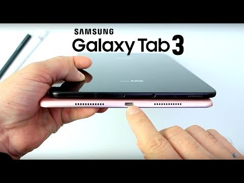 Samsung Galaxy Tab S3 Full Review
