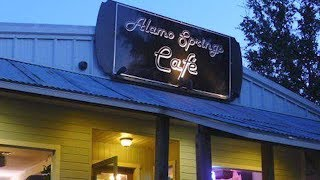 Alamo Springs Cafe - Friday Feast E9