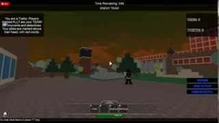 Trouble in Roblox Town (TRT) #1