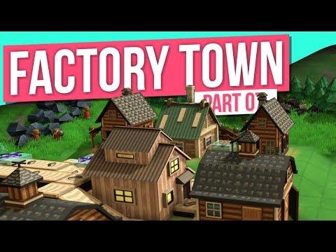 SPLITTERS & GRABBERS // Factory Town - Part 7