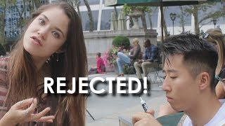 PEOPLE ASK OUT THEIR CRUSH ON THE SPOT