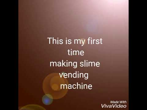 Easy way to make slime vending machine rmd youtube easy way to make slime vending machine rmd ccuart Choice Image