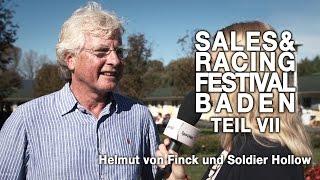 Sales & Racing Teil VII: Helmut von Finck und Soldier Hollow