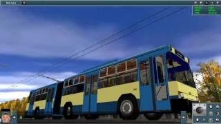 Trainz 12 - карта