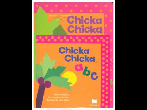 歌德書店:Chicka Chicka ABC (JYBOOKS) - YouTube - photo#9
