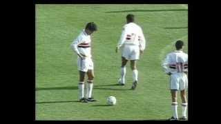 São Paulo 2 X 1 Barcelona - COPA TOYOTA MUNDIAL INTERCLUBES 1992