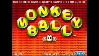 Monkey Ball - Arcade - 60FPS