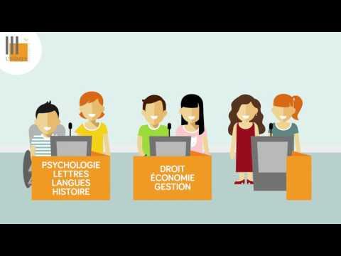Vidéo Les élus étudiants vOIX oFF INSTITUTIONNELLE Frédéric_Blindt